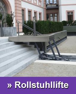 Hier gelangen Sie zu den Rollstuhlliften und Plattformliften von Aufzug LuS aus Bayern