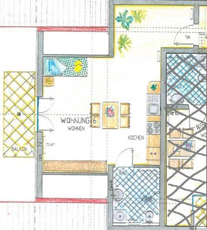 Wohnung Nr. 6