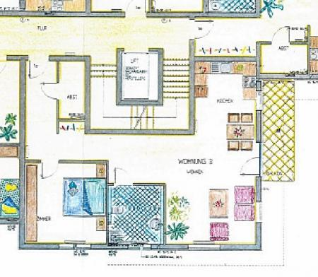 Wohnung Nr. 9