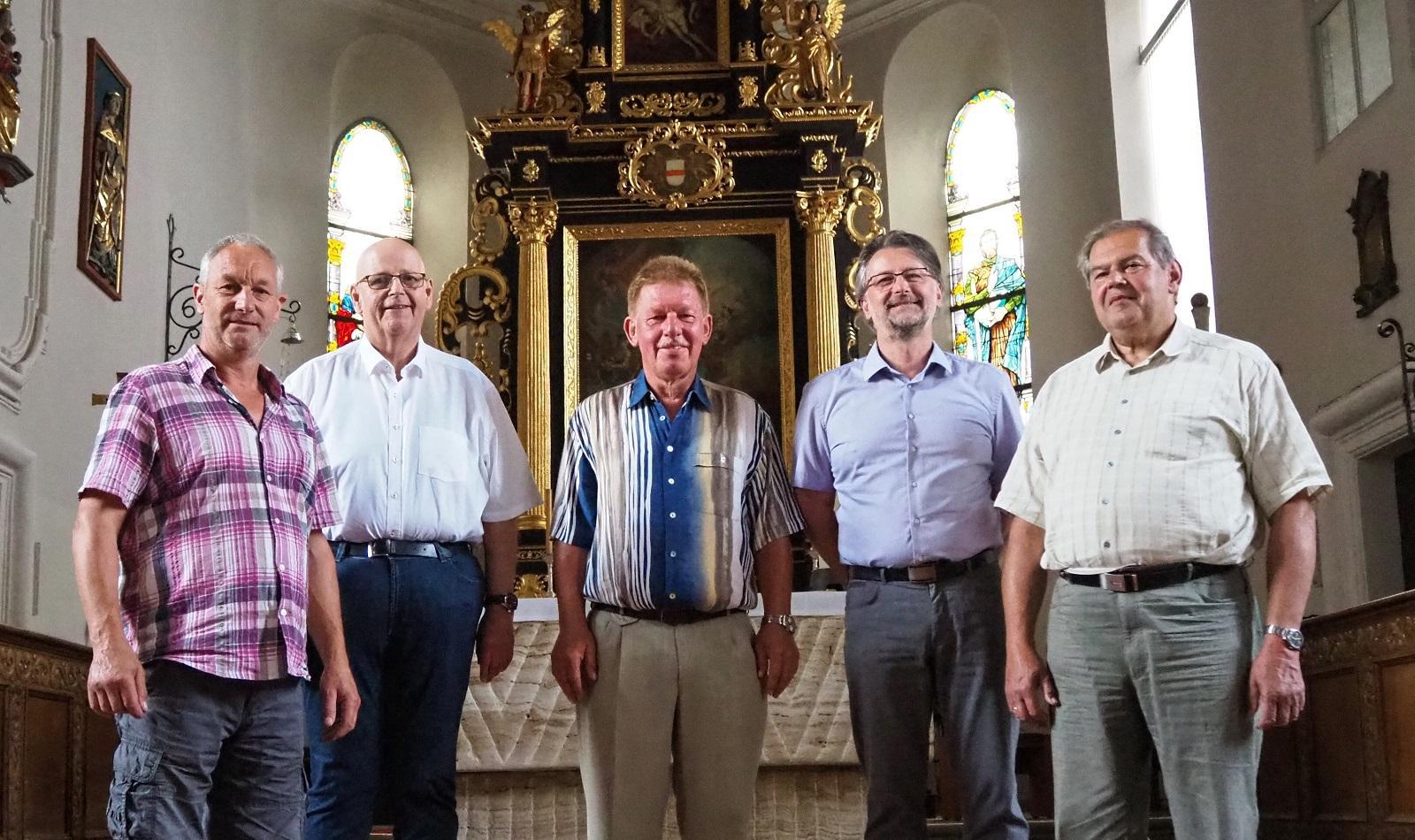 Kirchenverwaltung Aurach