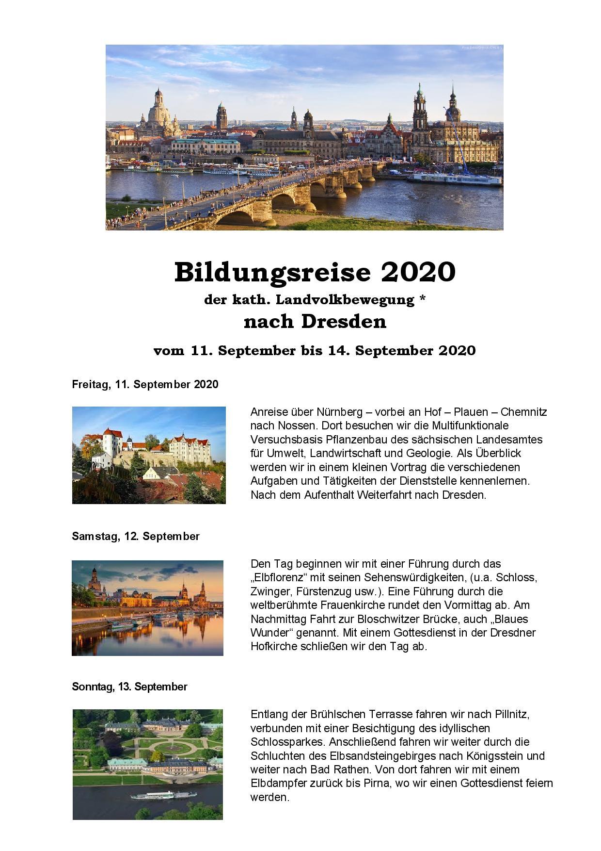 Flyer Dresden