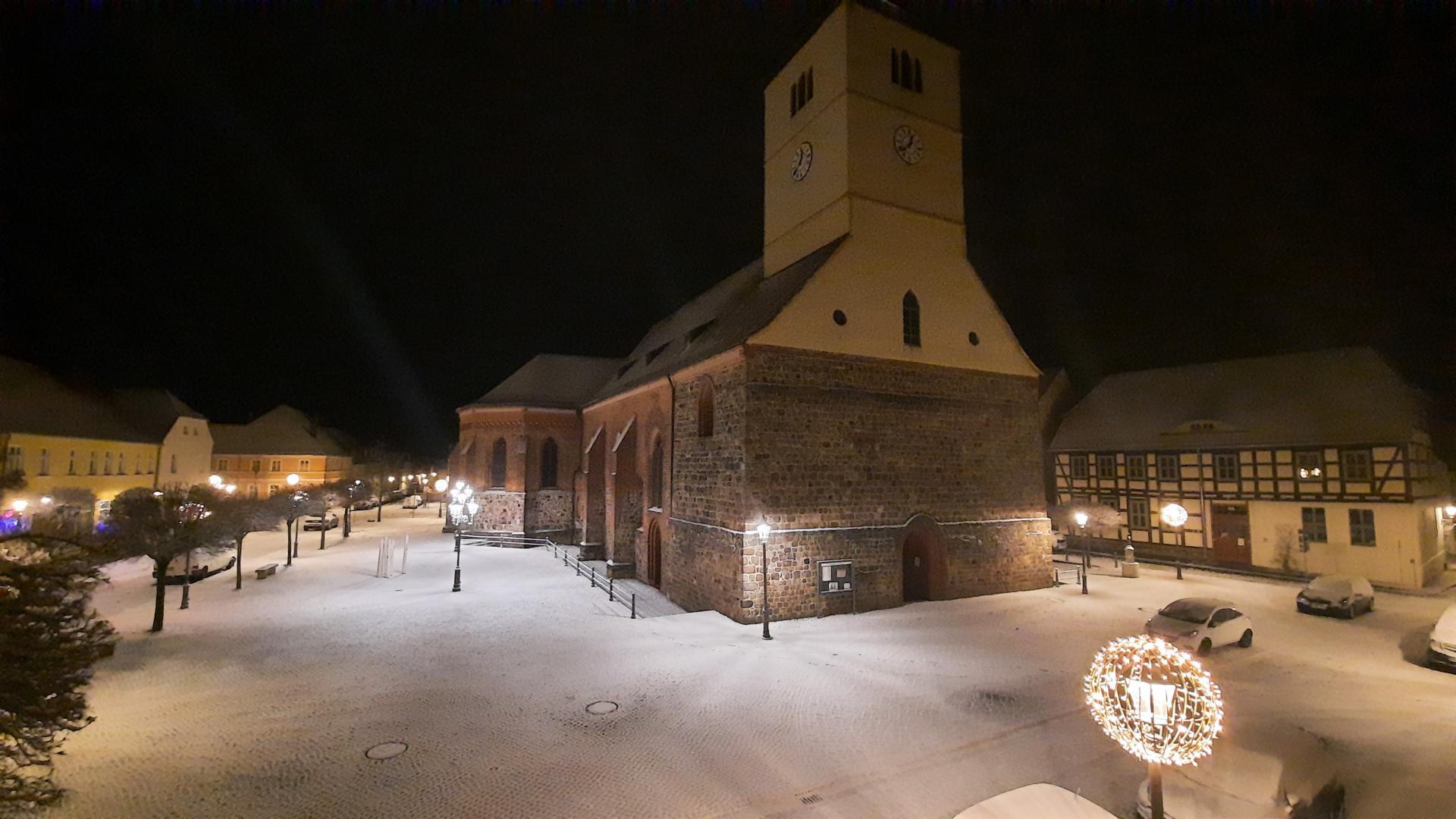 Stadtpfarrkirche St. Marien - St. Nikolai zu Beelitz 2021