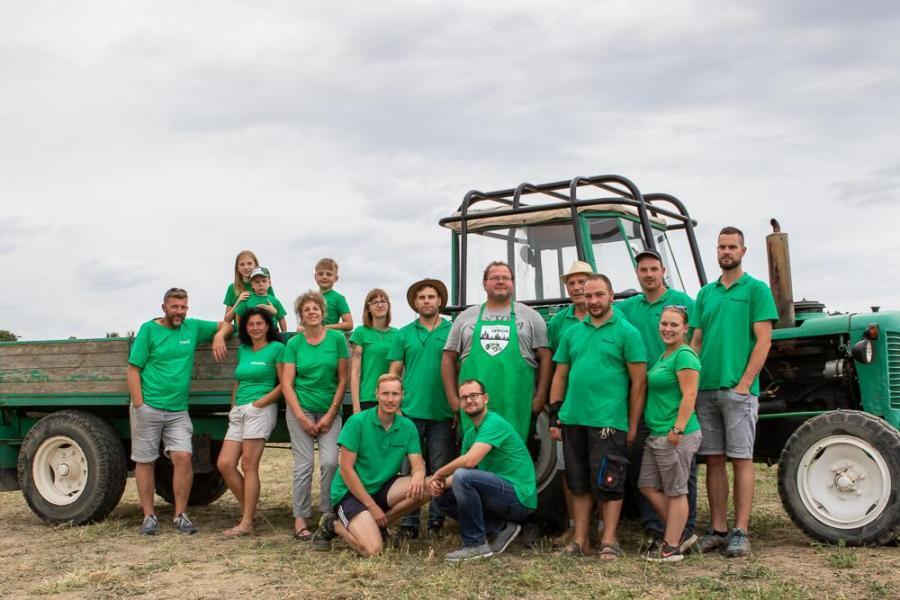 Traktorenfreunde 2019