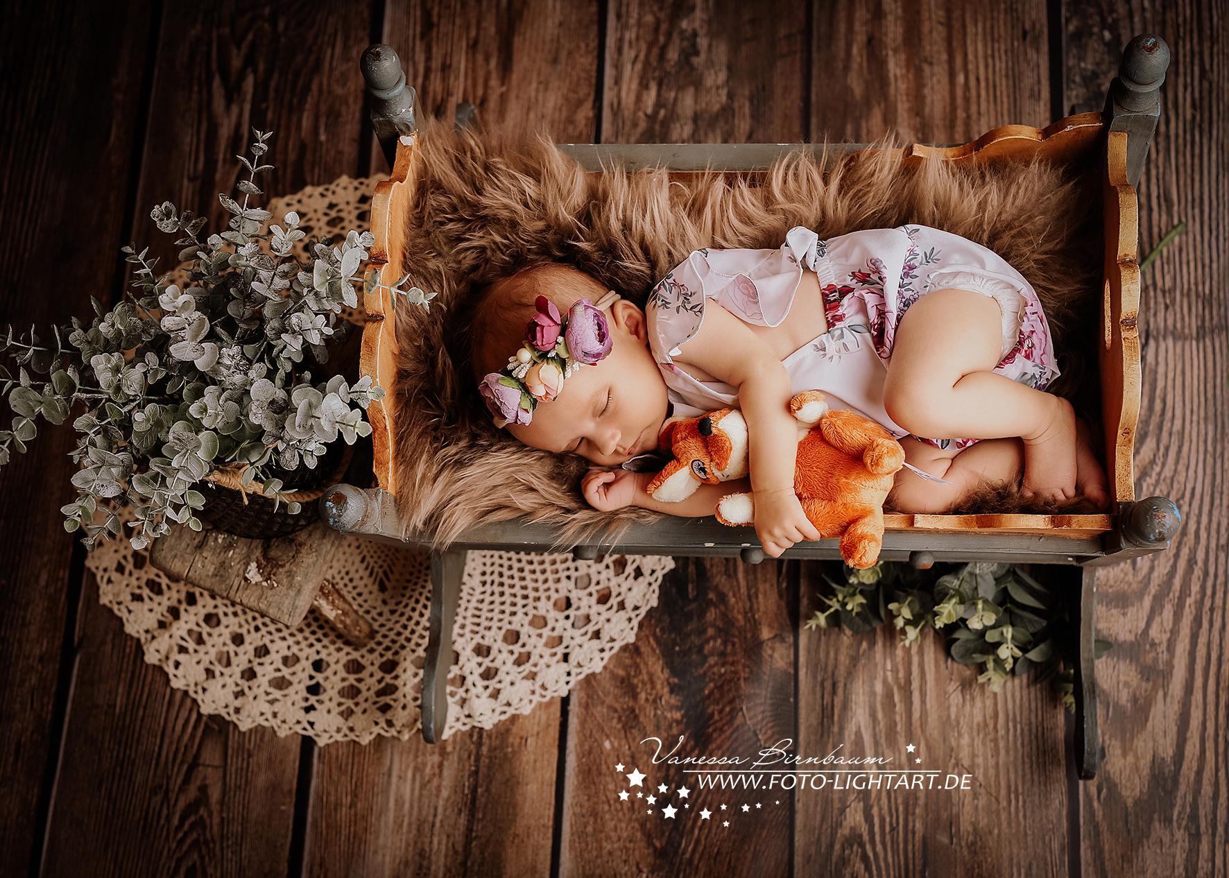 Vanessa Birnbaum - FotoLightart Baby Neugeboren 4