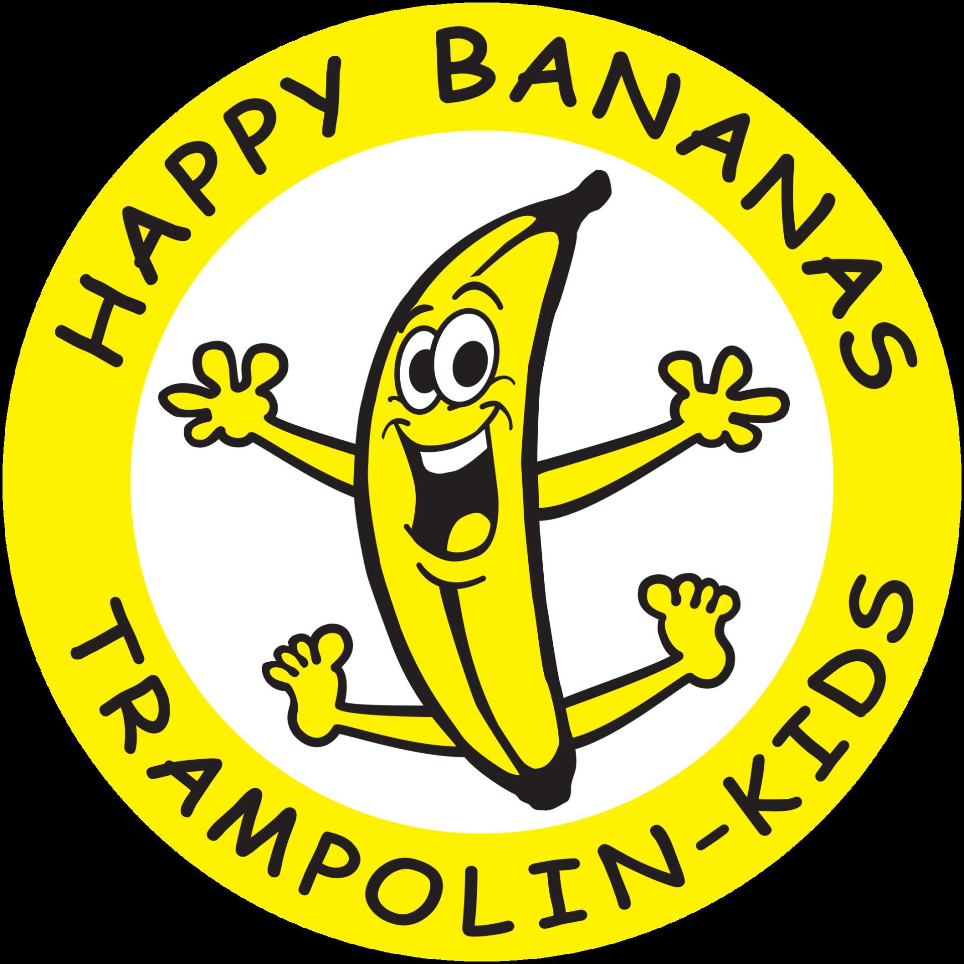 Flying Kids Happy Bananas