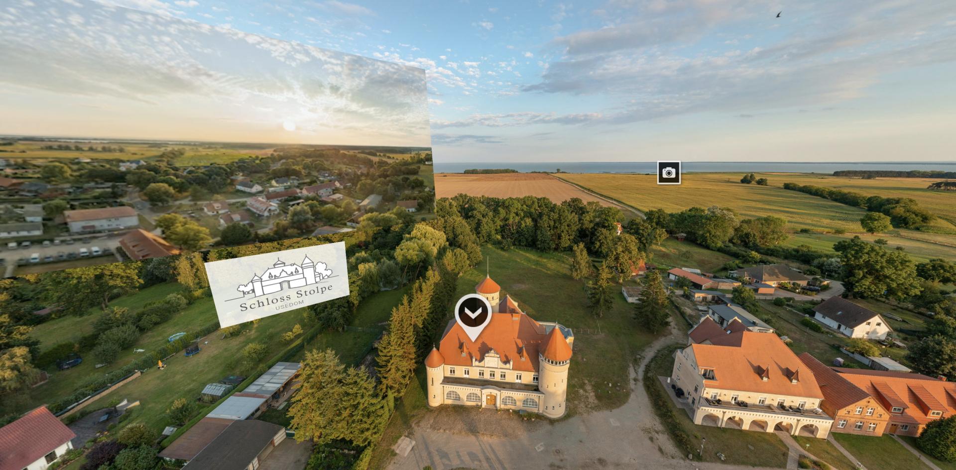 Rundreise - Schloss