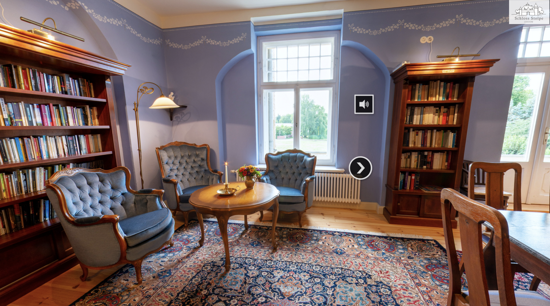 Panorama - Bücherstube
