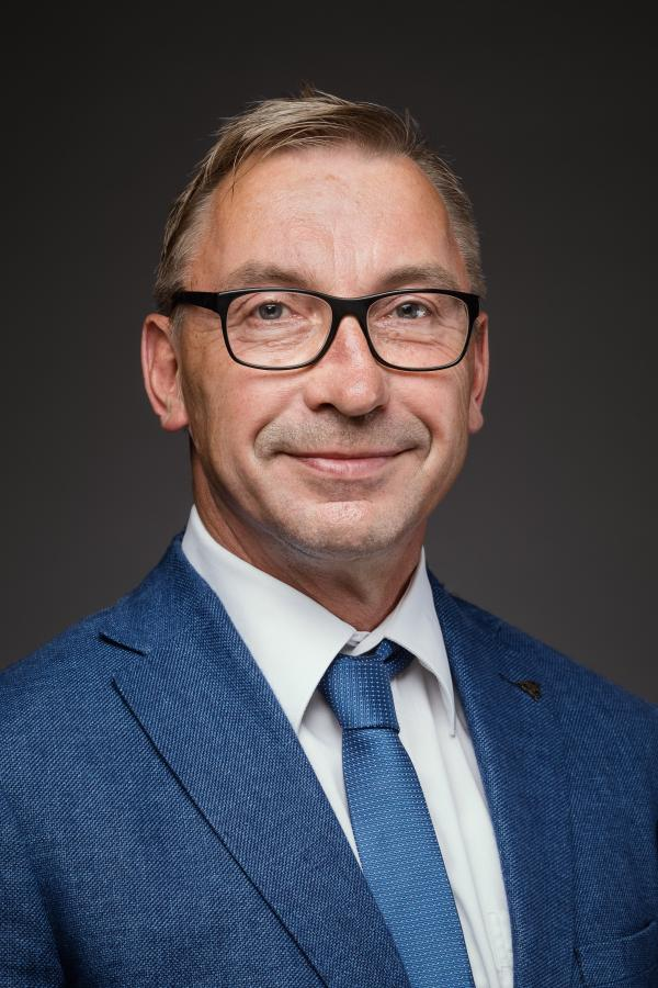 Bürgermeister Ralf Tebling
