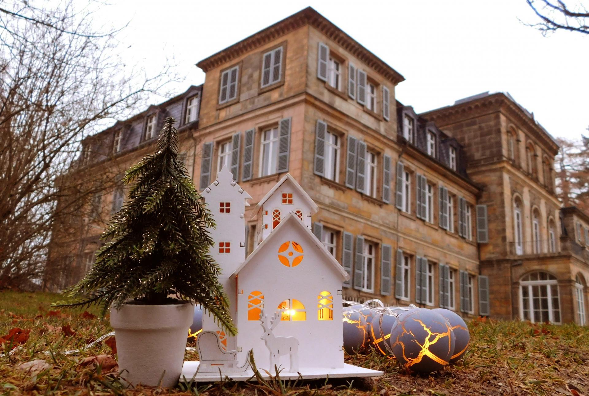 Schloss Fantaisie_Weihnachten
