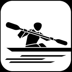 Kanu und Ski