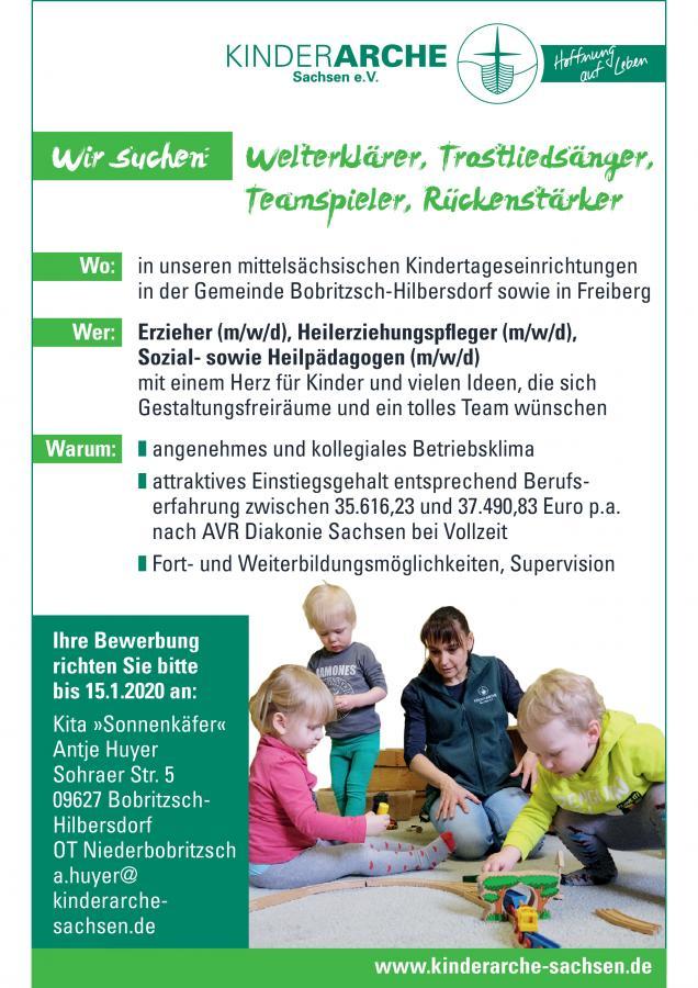 Kinderarche Sachsen