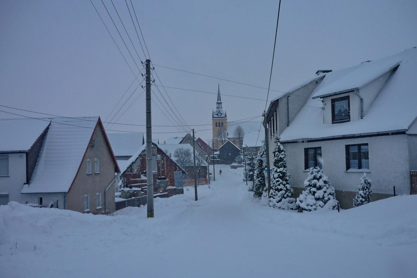 Winter in Hayn