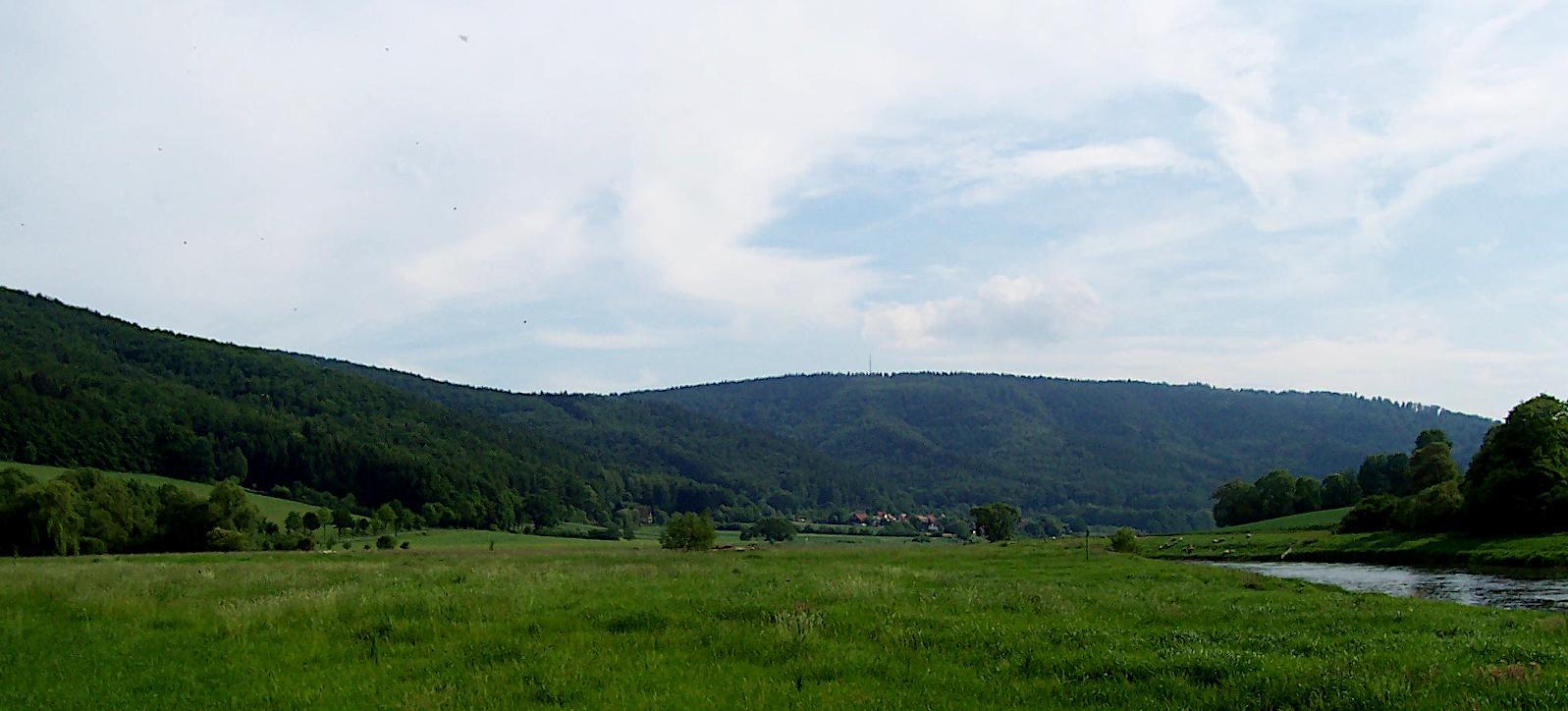 Weserhänge