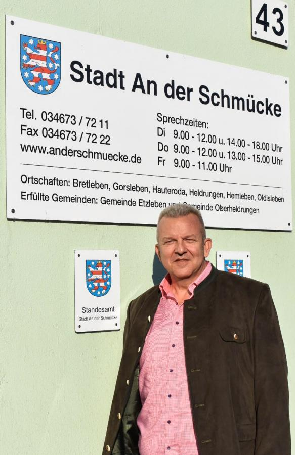 Bürgermeister Herr Holger Häßler