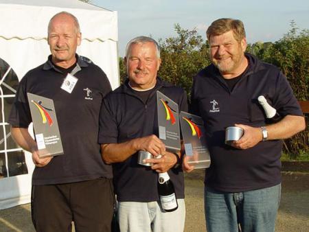 2. Platz in Gründau 2010
