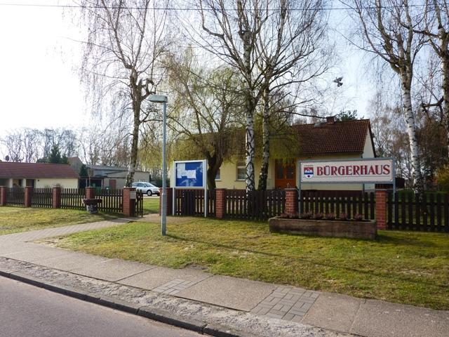 Bürgerhaus Angern