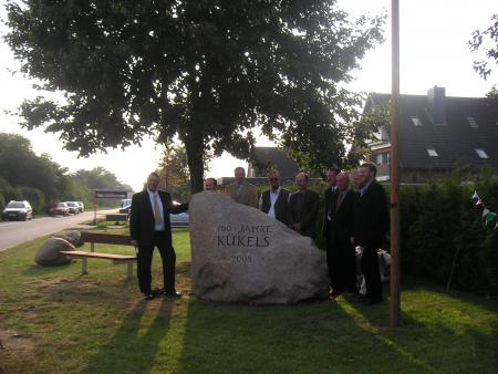 700 Jahrfeier Gedenkstein
