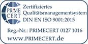 Zertifizierungslogo
