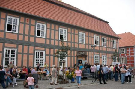 Wusterhausen - Herbstches Haus
