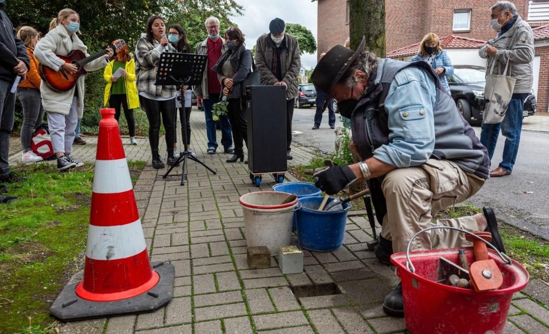 Spurensuche NS-Opfer Holzwickede