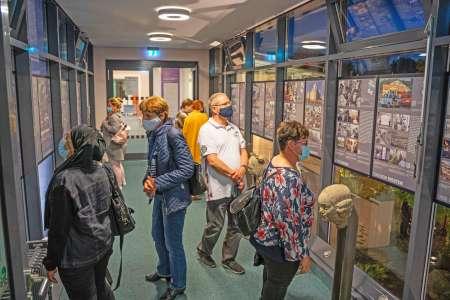 Ausstellung Umbruch Ost, Foto: Rotter