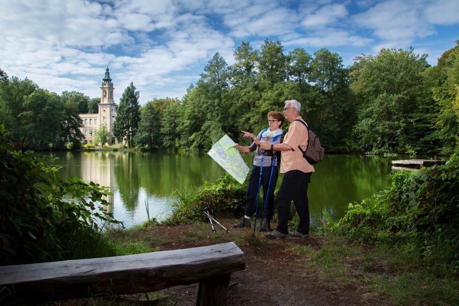 Wandern, Foto Günther