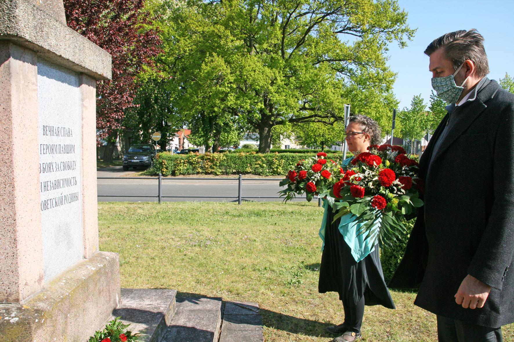 Gedenken an den 8. Mai 1945 trotz Corona
