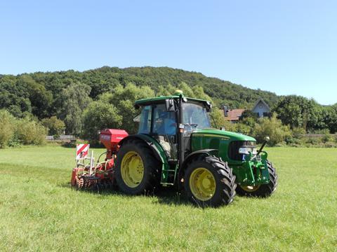 Grünlandbewirtschaftung