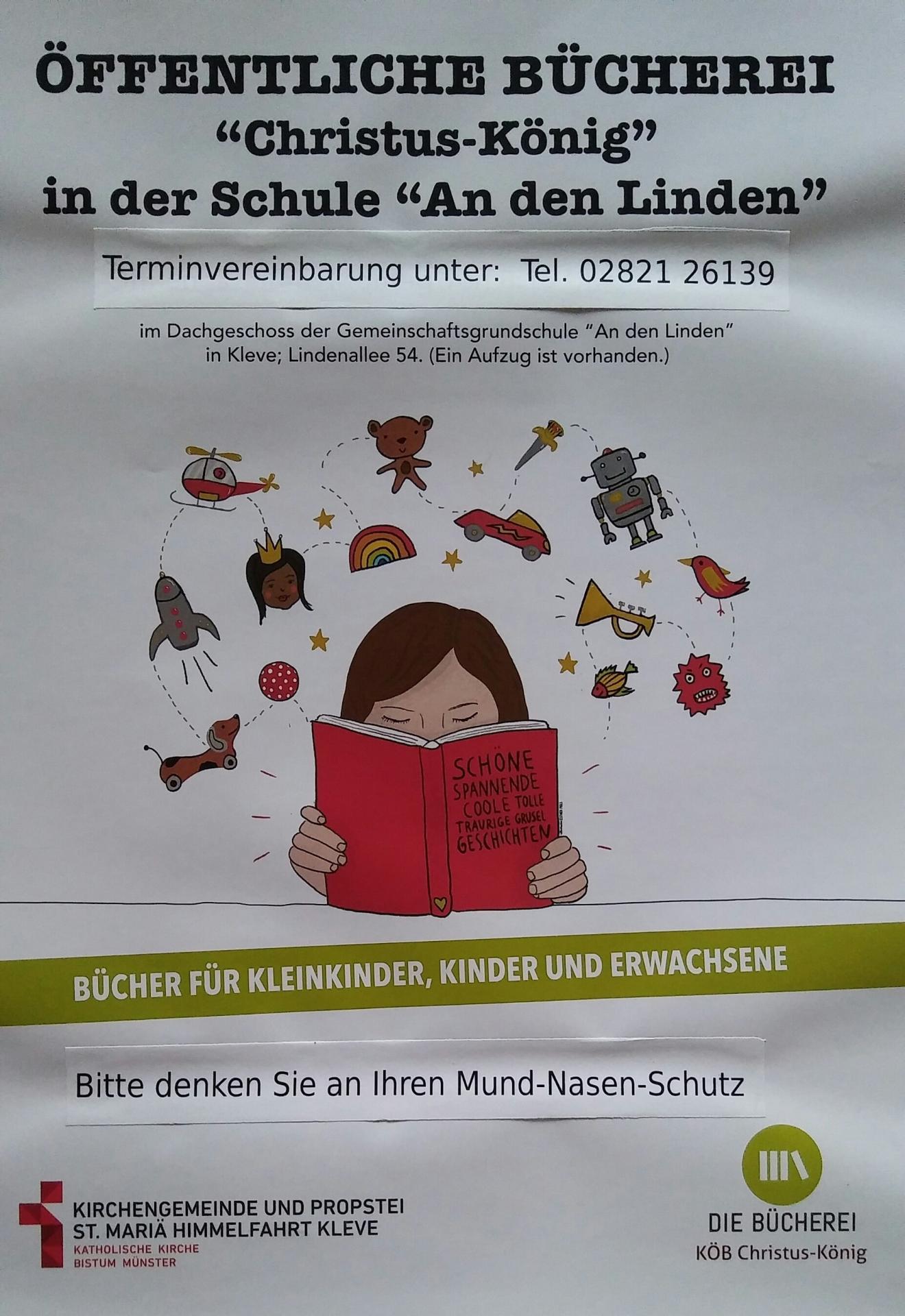 Büchereiplakat