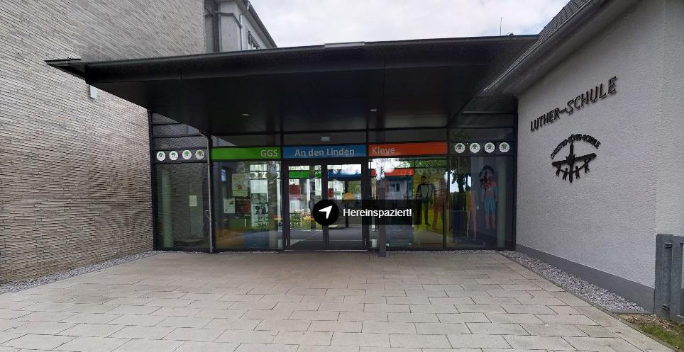 Virtueller Rundgang GGS An den Linden