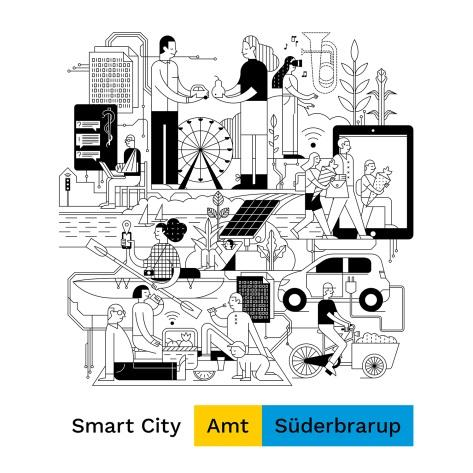 Smart City Amt Süderbrarup