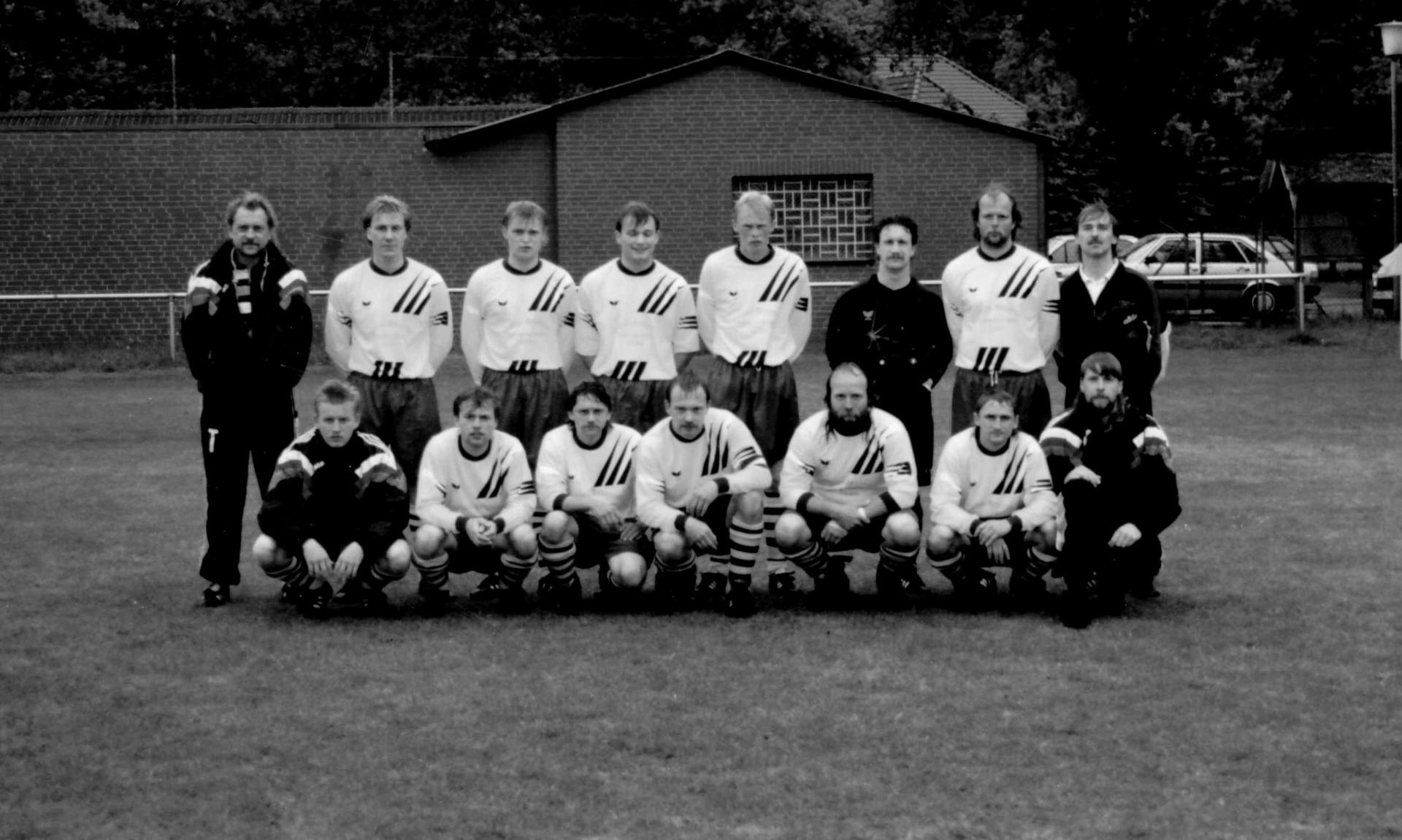 Meistermannschaft 1993/94