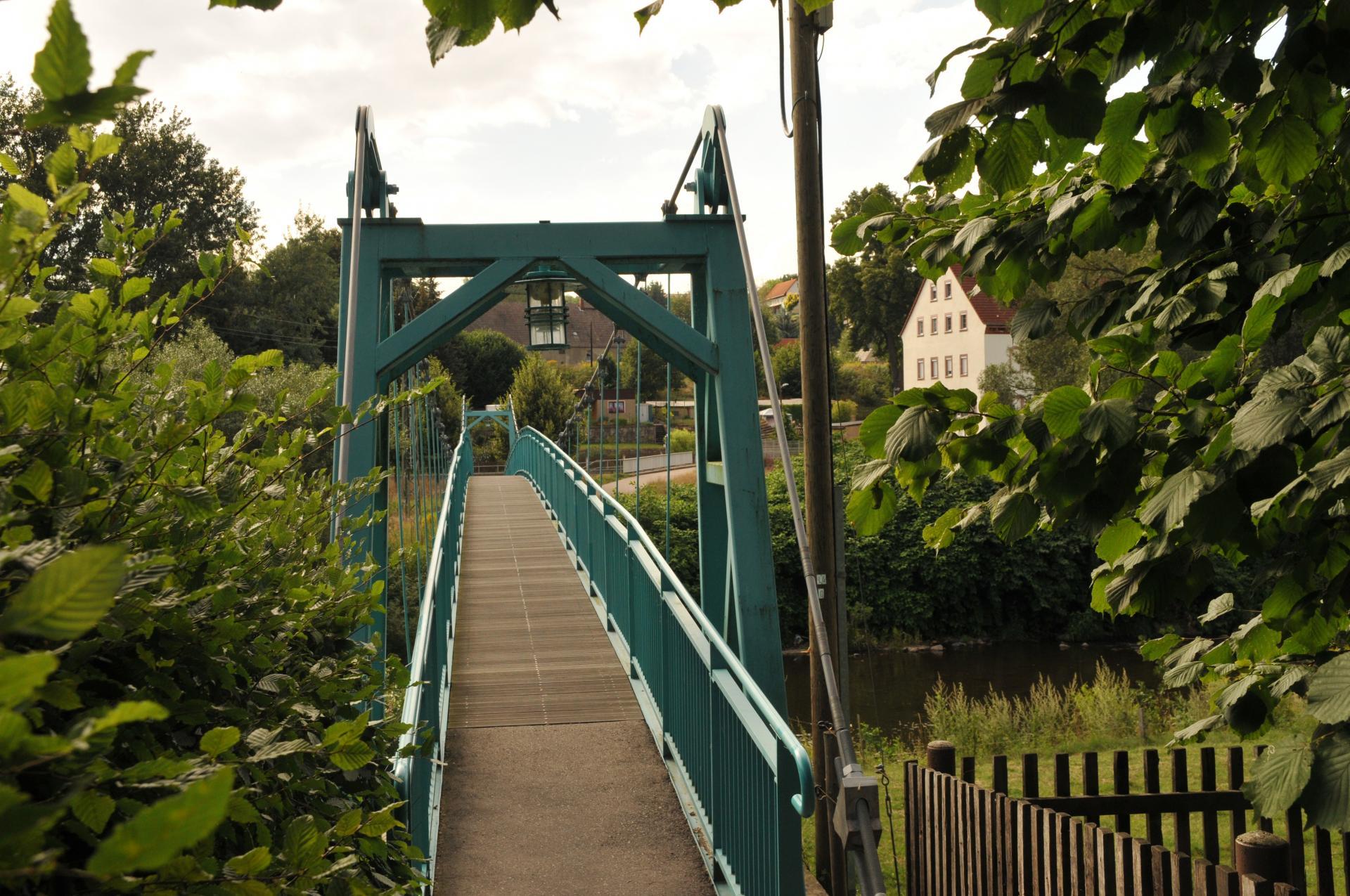 Brücke Thierbach-Zinnberg