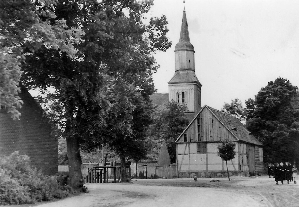 Tafel 7 Kirche