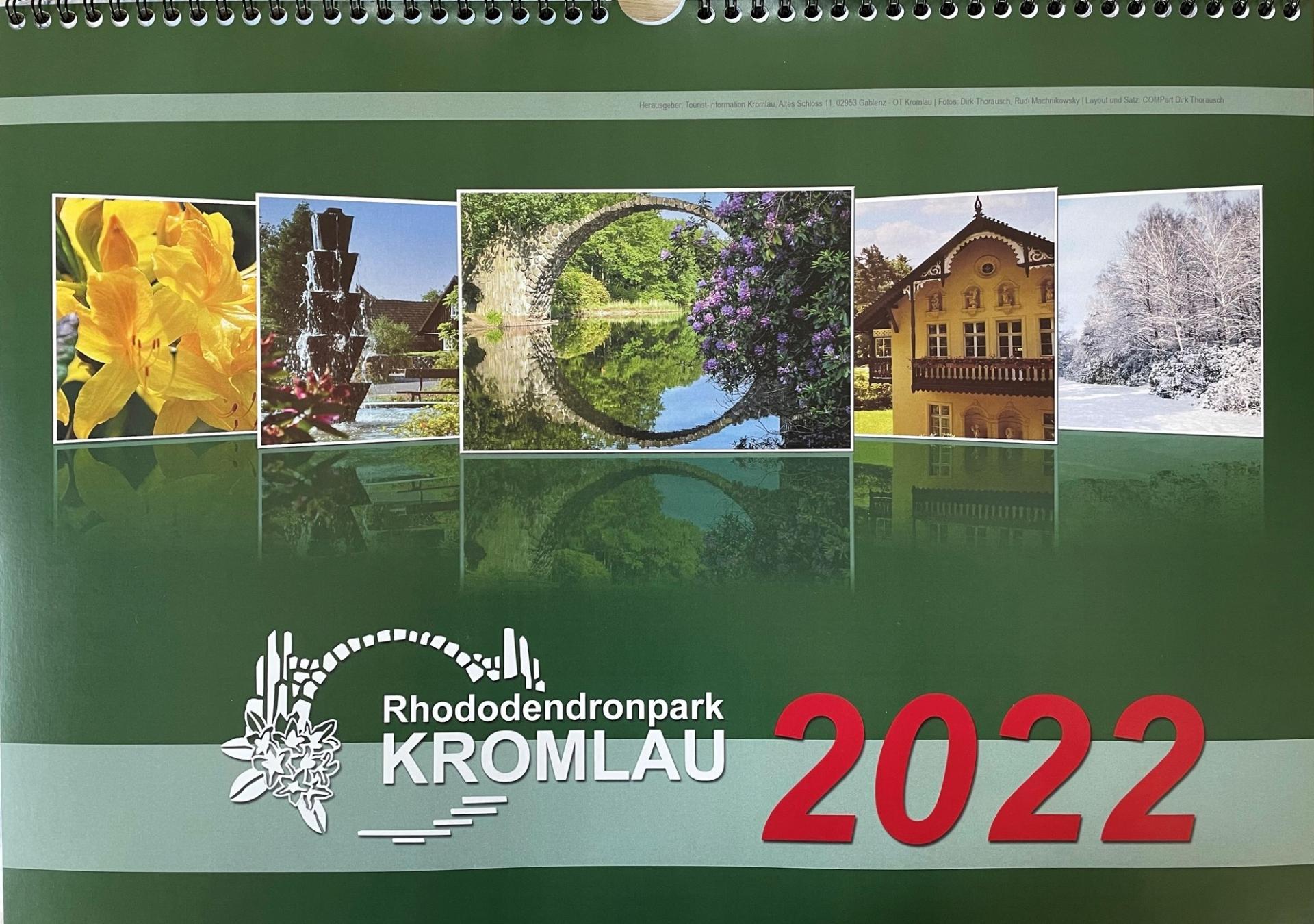 Kalender Kromlau