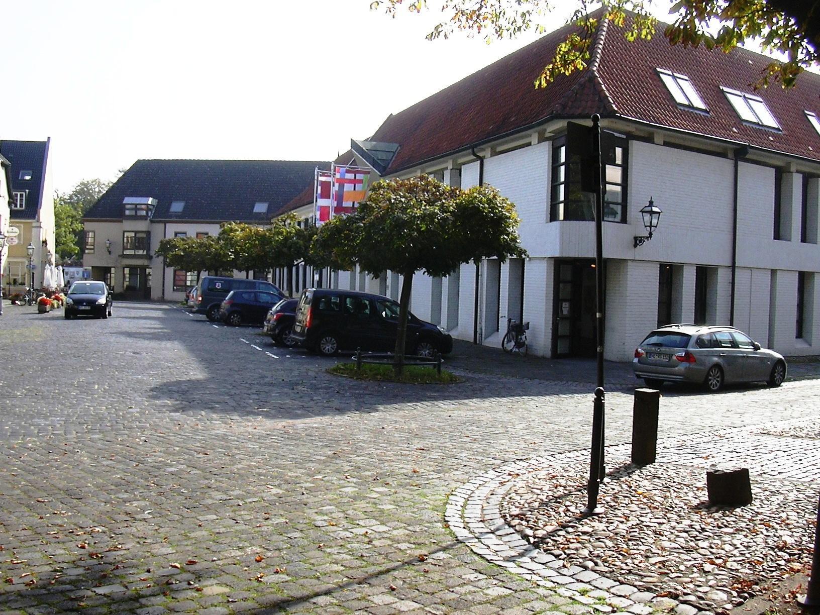 Deutsches Textilmuseum Winkelbau
