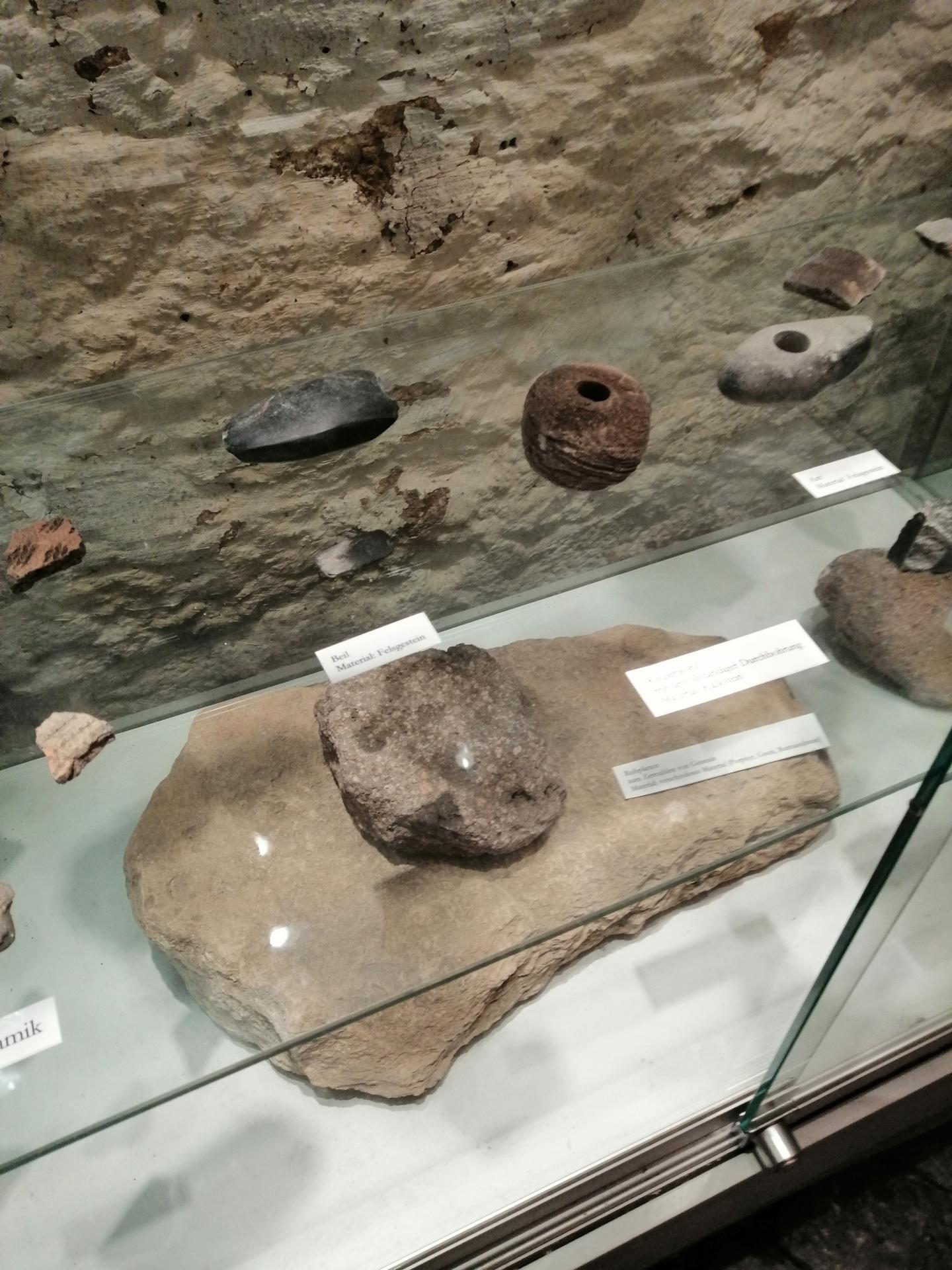Funde aus vorchristlicher Zeit