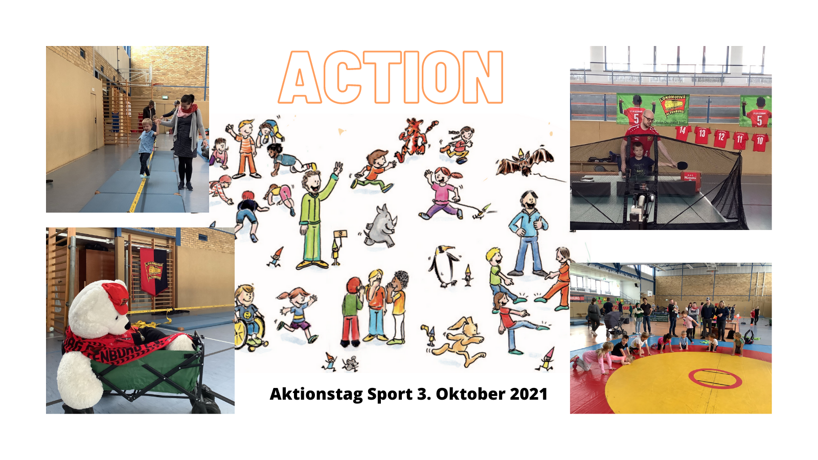 Aktionstag Sport 2021-2