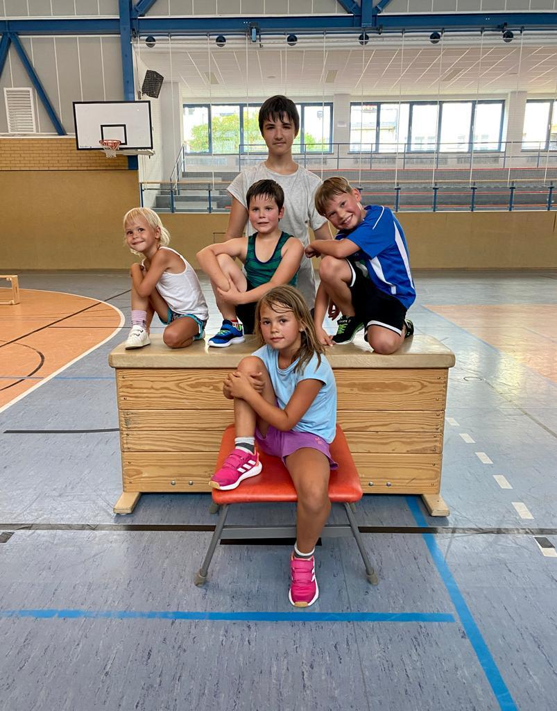 Kindersport Schnuppertag 2020