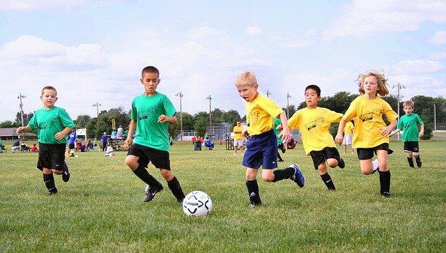 Fußball-Nachwuchs
