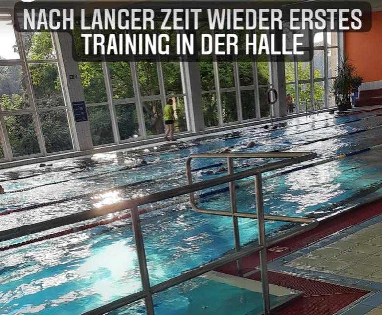 Trainingsstart 2021