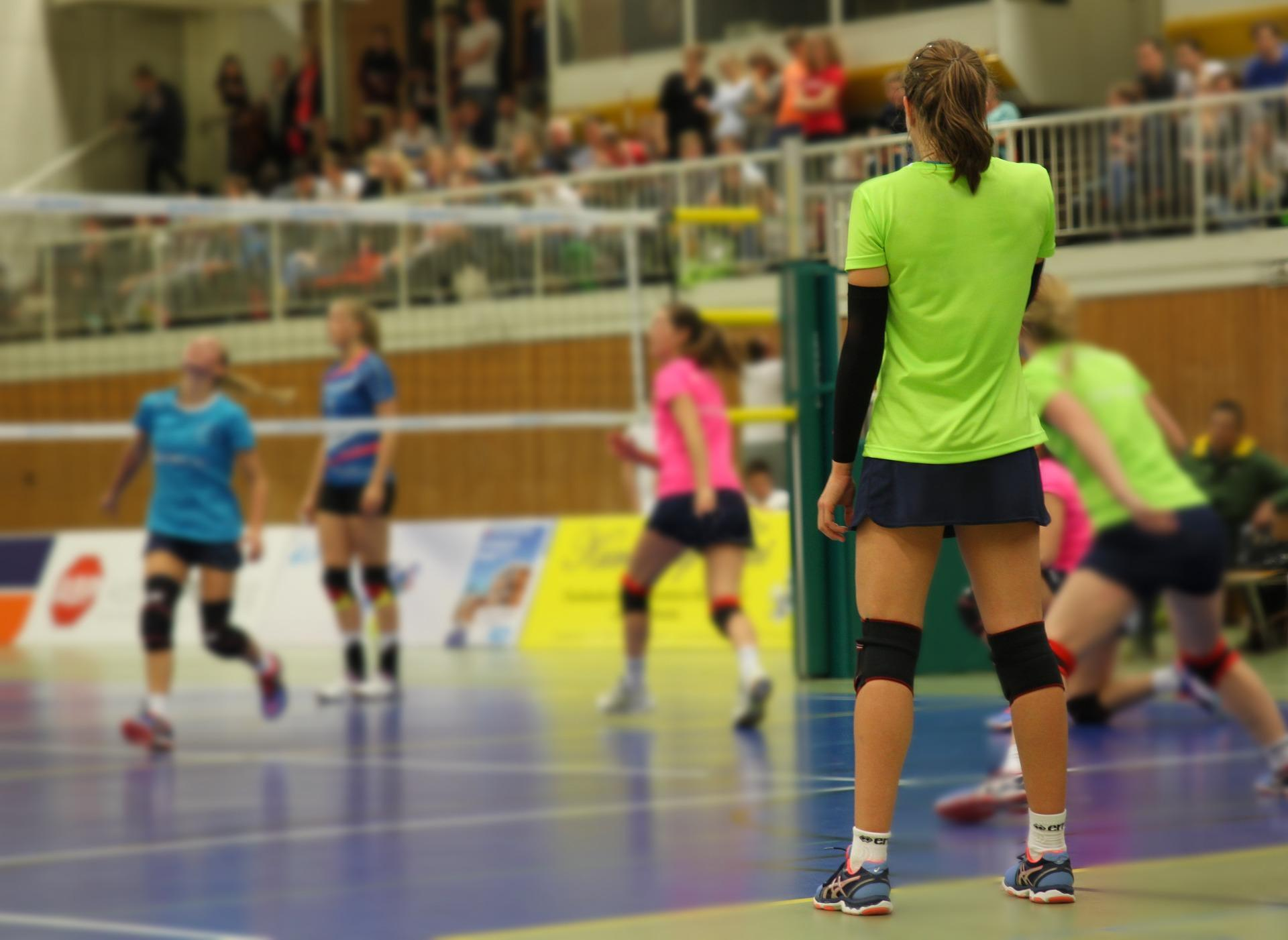 Volleyball in Altenburg