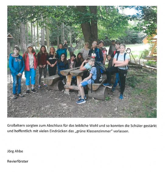 Geobotanische Exkursion Eichelbergschule 2