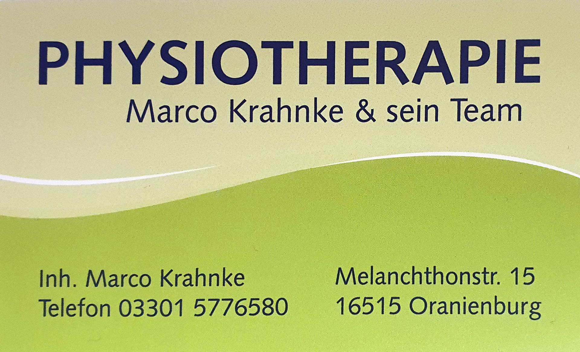 Firma Krahnke