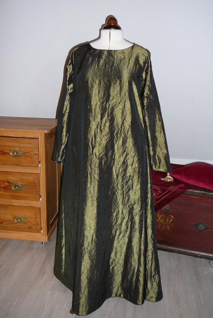 Mittelalter Unterkleid