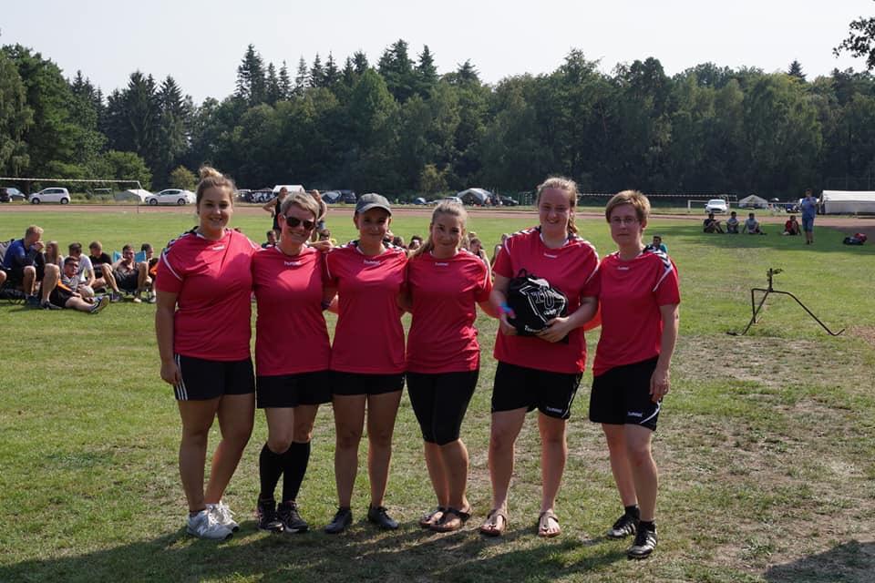 Damen Mannschaft 1