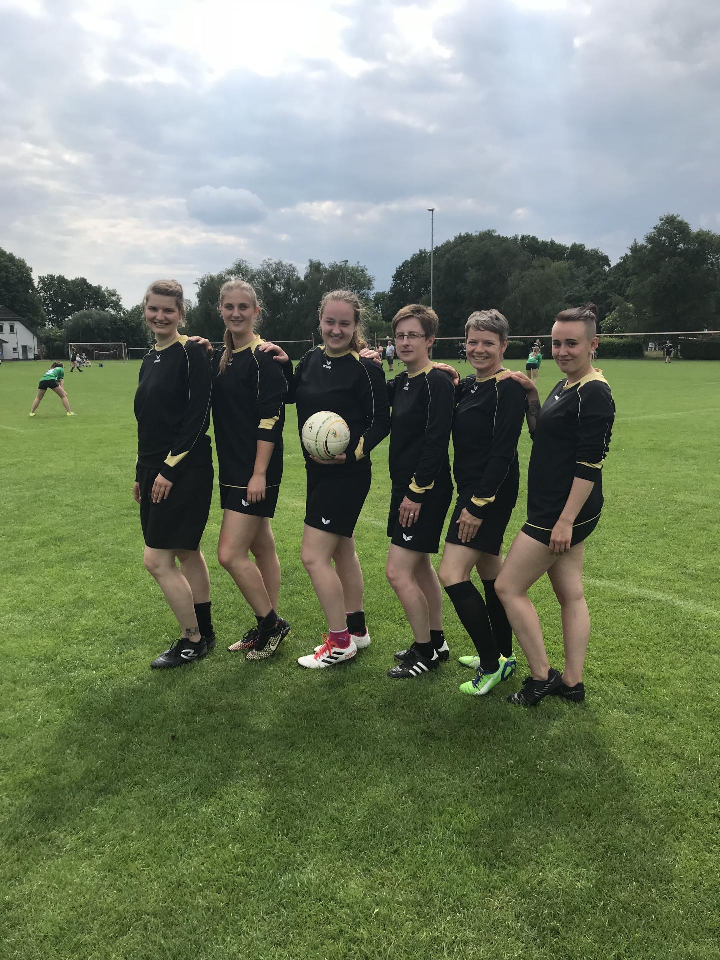 Damen Mannschaft 2
