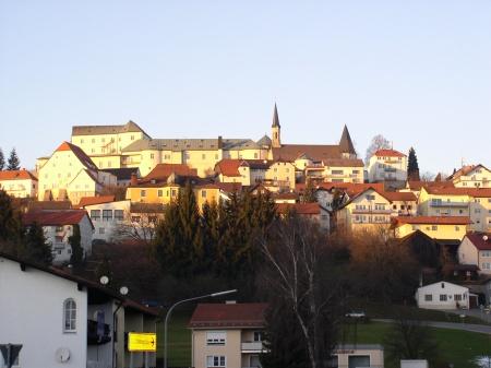 Gemeinde Fürstenstein - Südansicht (3)