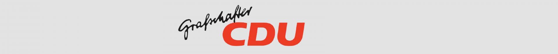 Grafschafter CDU Banner