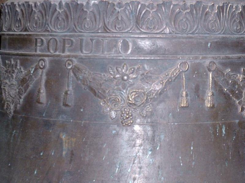 10-mittlere glocke ornament populo
